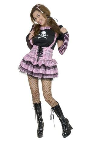 punk rock princess best halloween costumes